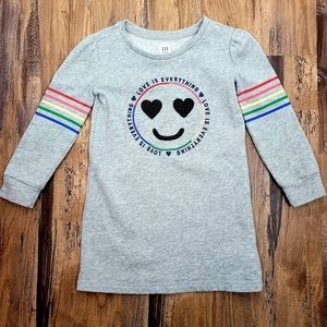 GAP Kids HappyFace Dress